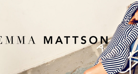 Omslagsbild för Emma Mattson