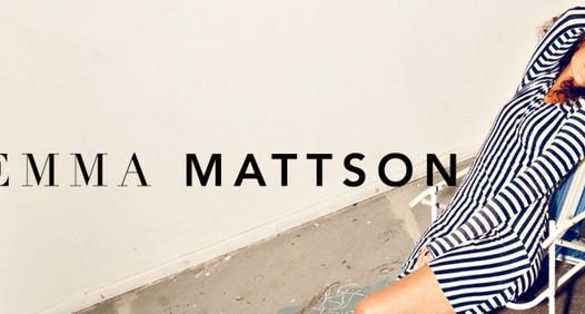Emma Mattson's cover image