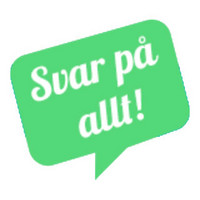 Logotyp för Svar på Allt!
