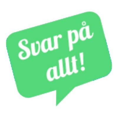 Svar på Allt!'s logotype