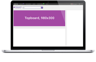 Desktop Topboard Large