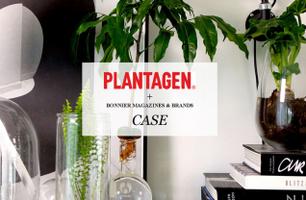 Plantagen + Bonnier Magazines & Brands