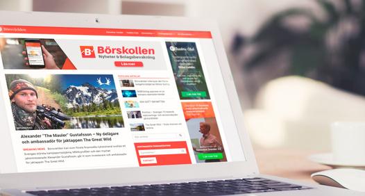 Börsvärlden's cover image