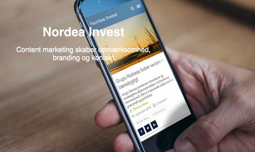 Nordea Invest