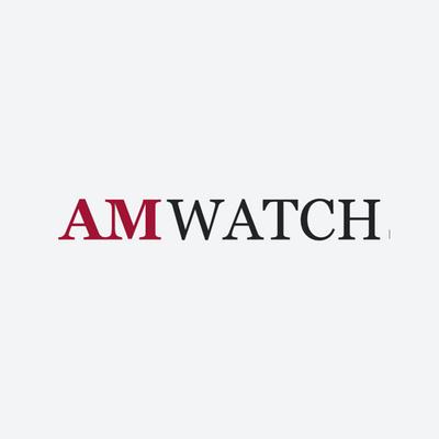 Amwatch's logotype