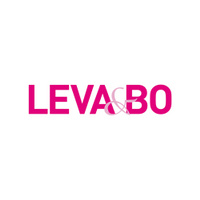 Leva & bo's logotype