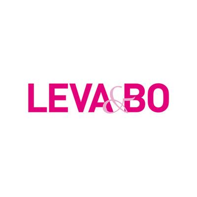 Logotyp för Leva & bo