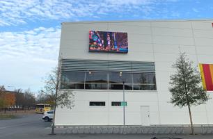 Uppsala, IFU Arena LED