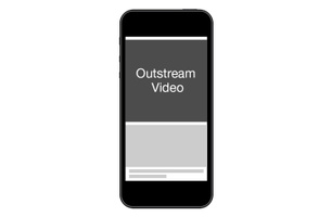Outstream Square Video