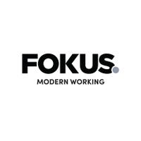 Logotyp för Fokus Modern Working