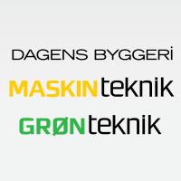 Dagens Byggeri / MaskinTeknik / GrønTeknik's logotype