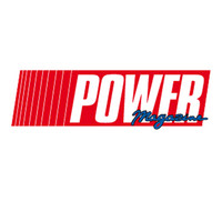 Power Magazine's logotype