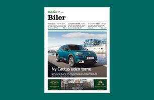 Biler (Friday)