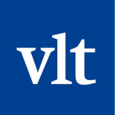 Logotyp för VLT