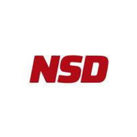 Logotyp för NSD