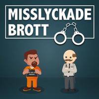 Misslyckade brott's logotype