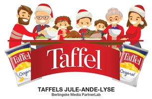 Taffels jule ande-lyse