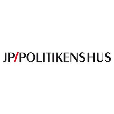 Logotyp för JP/Politikens Hus