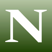 Nationen's logotype
