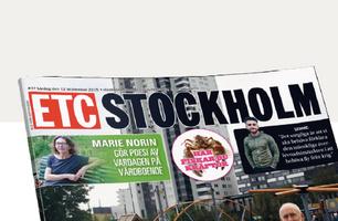 ETC Stockholm - Print LOKAL