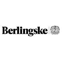 Berlingske's logotype