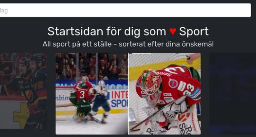 Omslagsbild för Sportlovin.se