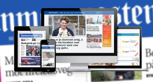 Sunnmørsposten's cover image