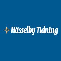 Logotyp för Hässelby Tidning