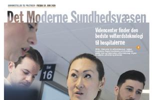 Det moderne sundhedsvæsen 19. november 2020