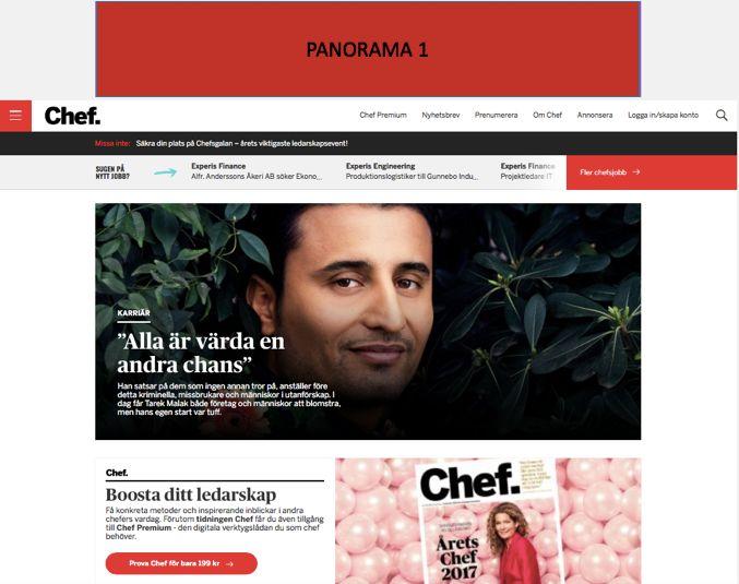 Chef.se Panorama 1