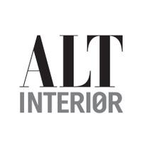 ALT interiør's logotype