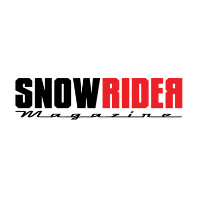 Logotyp för Snowrider