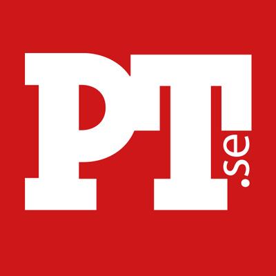 Logotyp för Piteå-Tidningen