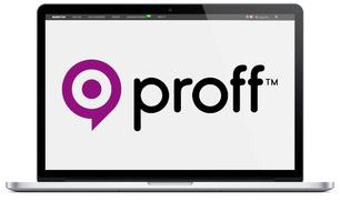 Proff.no Desktop