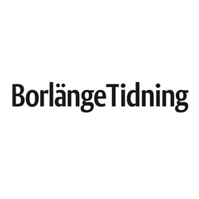 Logotyp för Borlänge Tidning