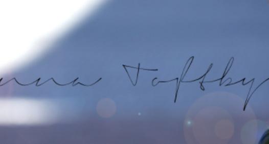Johanna Toftby's cover image