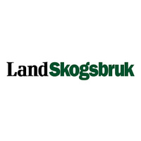 Land Skogsbruk's logotype