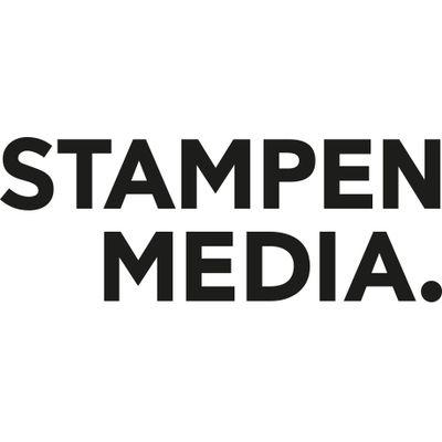 Logotyp för Stampen Media