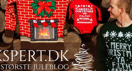 Juleekspert Daniel Røde's cover image