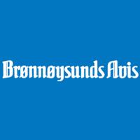 Brønnøysunds Avis's logotype