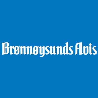 Brønnøysunds Aviss logo