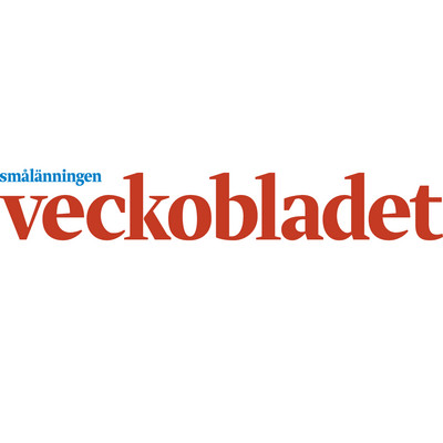 Logotyp för Veckobladet