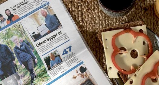 Omslagsbild för STT Svenljunga Tranemo Tidning