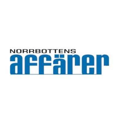 Norrbottens affärer's logotype