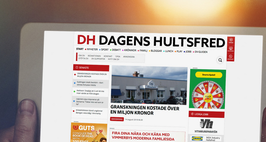 Dagens Hultsfred's cover image