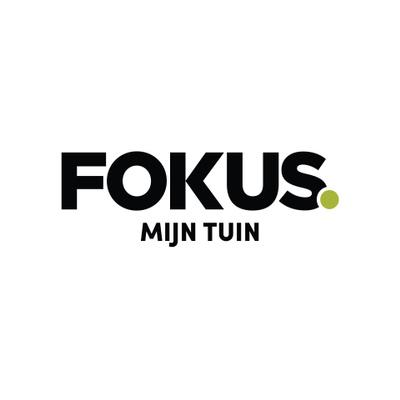 Logotyp för Fokus Mijn Tuin