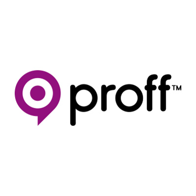 Proff.no (Proff AS)s logo