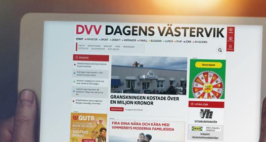 Dagens Västervik's cover image