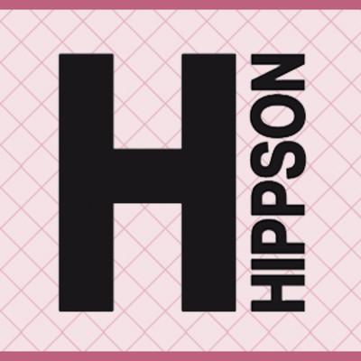 Logotyp för Hippson