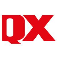 QX's logotype